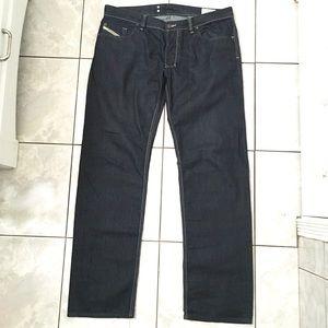 Diesel Larkee Men's Dark Blue Straight Jeans